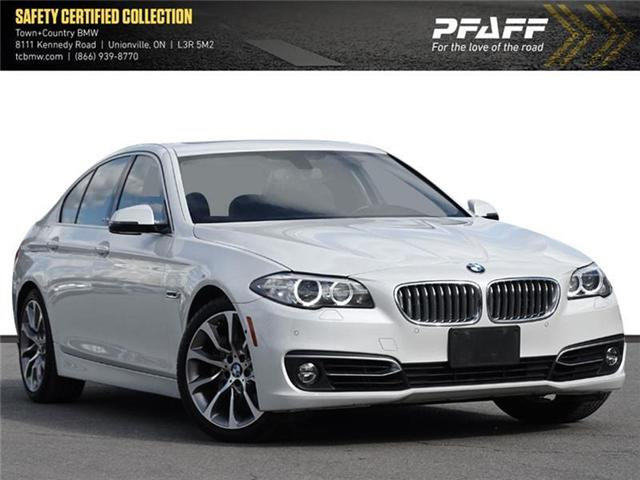 2014 BMW 535d xDrive (Stk: O11541) in Markham - Image 1 of 21