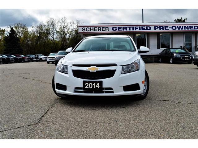 2014 Chevrolet Cruze 2LT (Stk: 1814670A) in Kitchener - Image 1 of 9