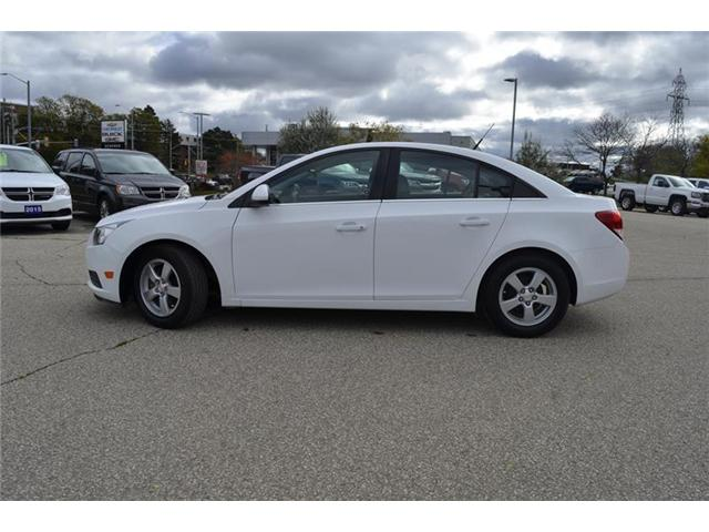 2014 Chevrolet Cruze 2LT (Stk: 1814670A) in Kitchener - Image 2 of 9