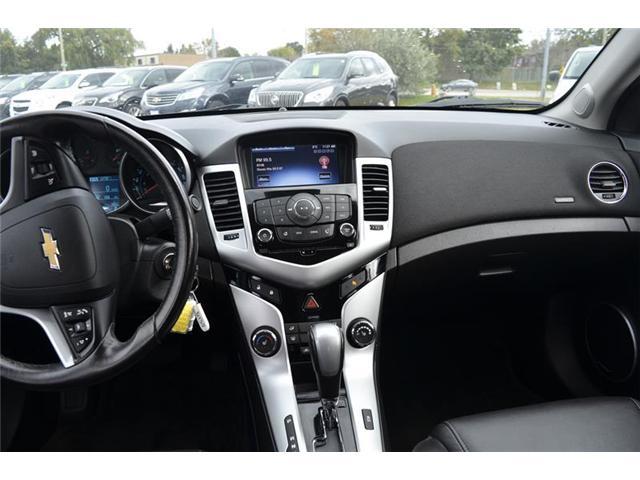 2014 Chevrolet Cruze 2LT (Stk: 1814670A) in Kitchener - Image 7 of 9
