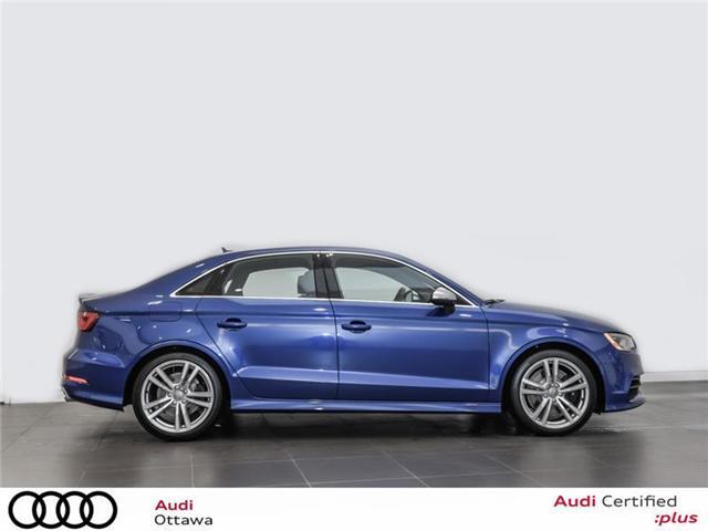 2016 Audi S3 2.0T Progressiv (Stk: 51946A) in Ottawa - Image 2 of 22