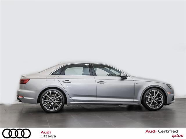 2017 Audi A4 2.0T Progressiv (Stk: PA385A) in Ottawa - Image 2 of 22