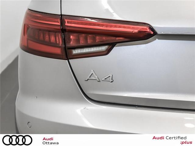 2017 Audi A4 2.0T Progressiv (Stk: PA385A) in Ottawa - Image 5 of 22