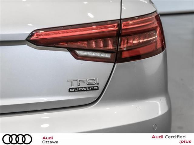 2017 Audi A4 2.0T Progressiv (Stk: PA385A) in Ottawa - Image 6 of 22