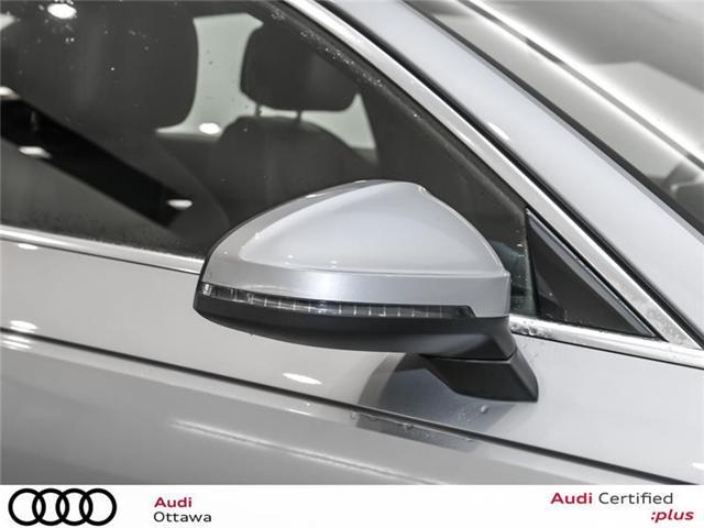 2017 Audi A4 2.0T Progressiv (Stk: PA385A) in Ottawa - Image 7 of 22