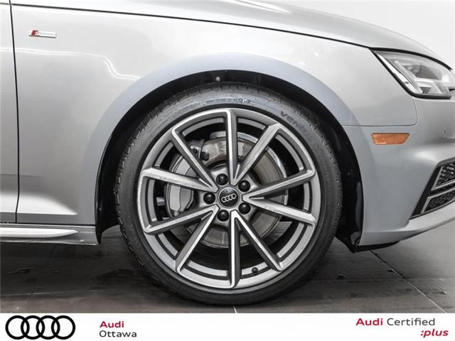 2017 Audi A4 2.0T Progressiv (Stk: PA385A) in Ottawa - Image 10 of 22