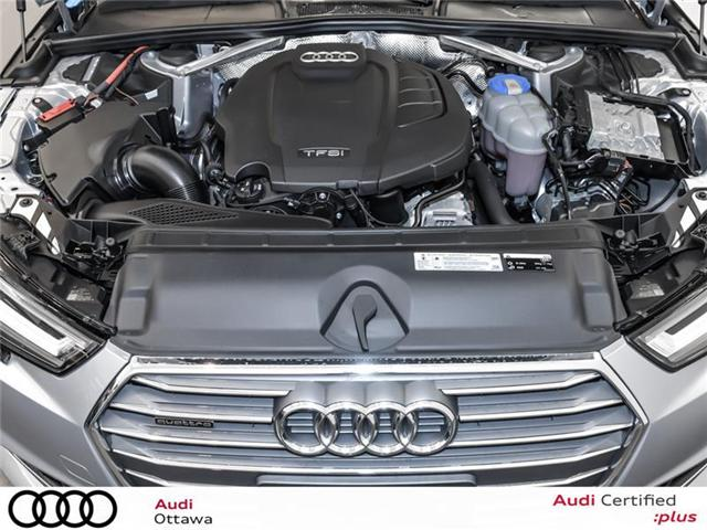 2017 Audi A4 2.0T Progressiv (Stk: PA385A) in Ottawa - Image 12 of 22