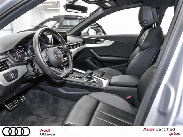 2017 Audi A4 2.0T Progressiv (Stk: PA385A) in Ottawa - Image 15 of 22