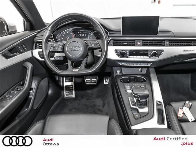 2017 Audi A4 2.0T Progressiv (Stk: PA385A) in Ottawa - Image 17 of 22