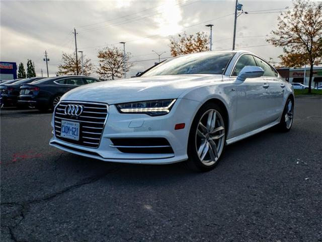2017 Audi A7 3.0T Technik (Stk: 90009) in Nepean - Image 1 of 13