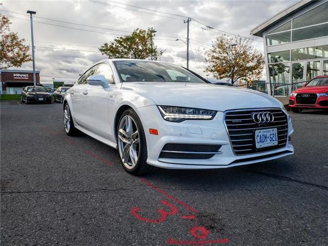 2017 Audi A7 3.0T Technik (Stk: 90009) in Nepean - Image 2 of 13
