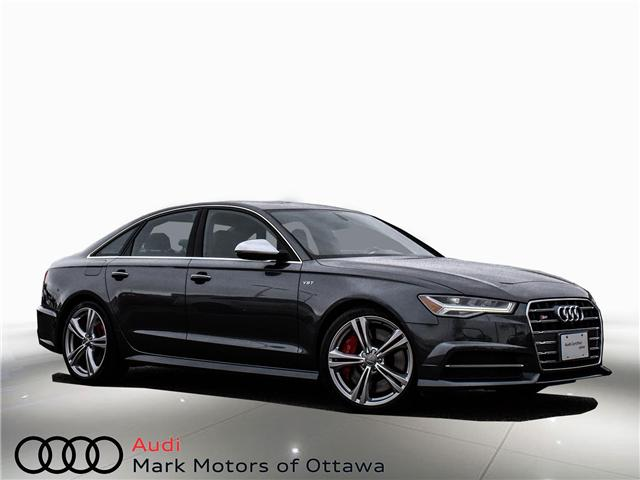 2018 Audi S6 4.0T (Stk: 90393) in Nepean - Image 1 of 30