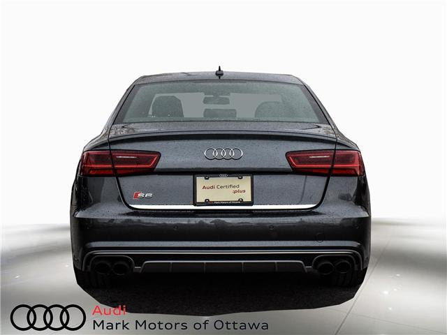 2018 Audi S6 4.0T (Stk: 90393) in Nepean - Image 5 of 30