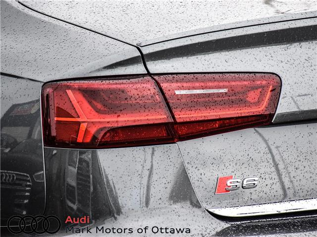 2018 Audi S6 4.0T (Stk: 90393) in Nepean - Image 7 of 30