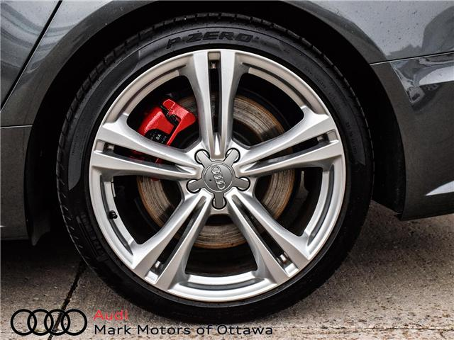 2018 Audi S6 4.0T (Stk: 90393) in Nepean - Image 9 of 30