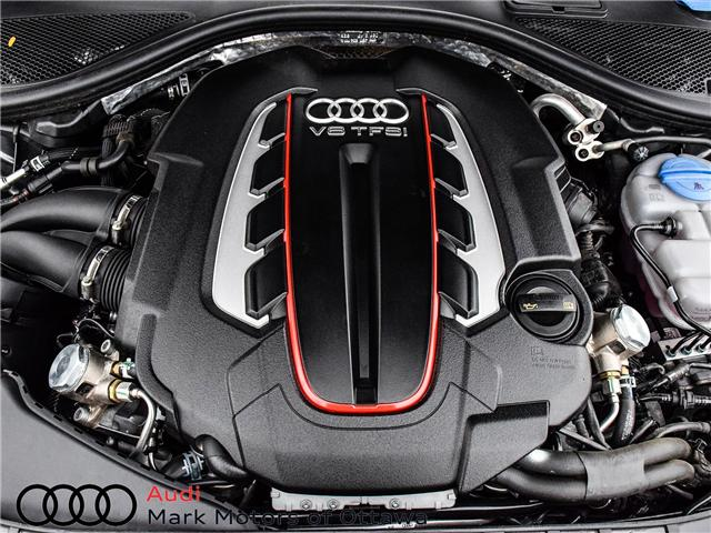 2018 Audi S6 4.0T (Stk: 90393) in Nepean - Image 10 of 30