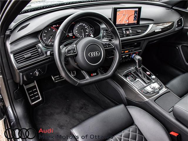 2018 Audi S6 4.0T (Stk: 90393) in Nepean - Image 15 of 30