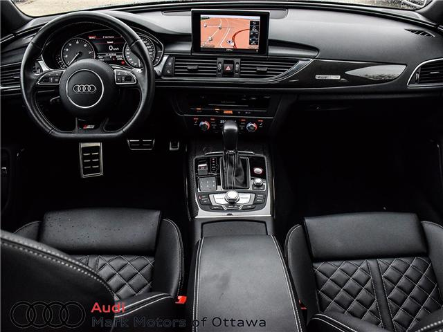 2018 Audi S6 4.0T (Stk: 90393) in Nepean - Image 25 of 30