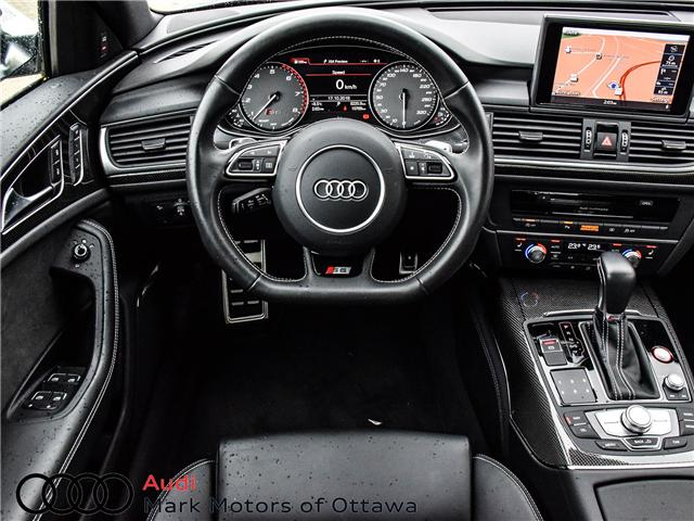 2018 Audi S6 4.0T (Stk: 90393) in Nepean - Image 26 of 30