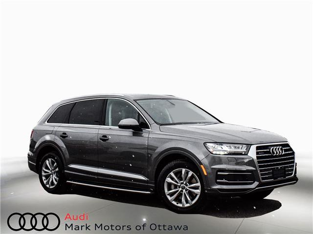 2018 Audi Q7 2.0T Progressiv (Stk: 90660) in Nepean - Image 1 of 30