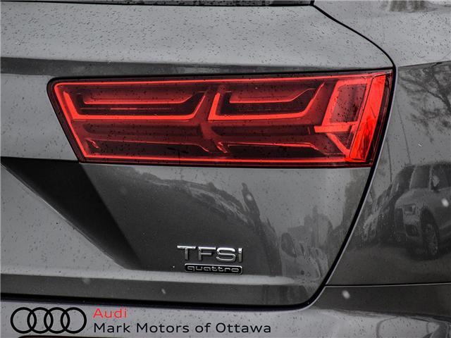 2018 Audi Q7 2.0T Progressiv (Stk: 90660) in Nepean - Image 4 of 30