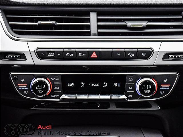 2018 Audi Q7 2.0T Progressiv (Stk: 90660) in Nepean - Image 18 of 30