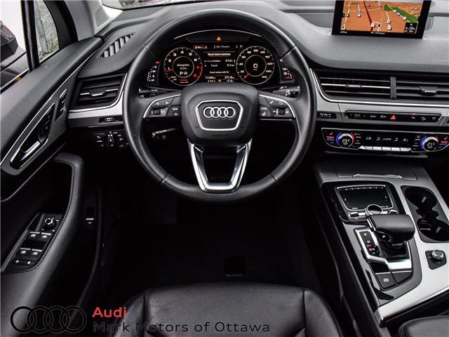 2018 Audi Q7 2.0T Progressiv (Stk: 90660) in Nepean - Image 19 of 30