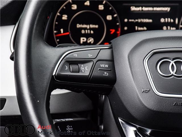 2018 Audi Q7 2.0T Progressiv (Stk: 90660) in Nepean - Image 25 of 30