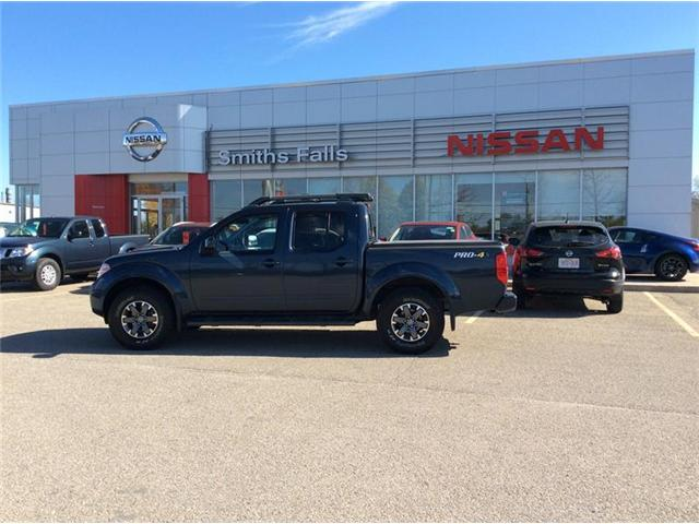 2016 Nissan Frontier PRO-4X (Stk: 18-359A) in Smiths Falls - Image 1 of 12