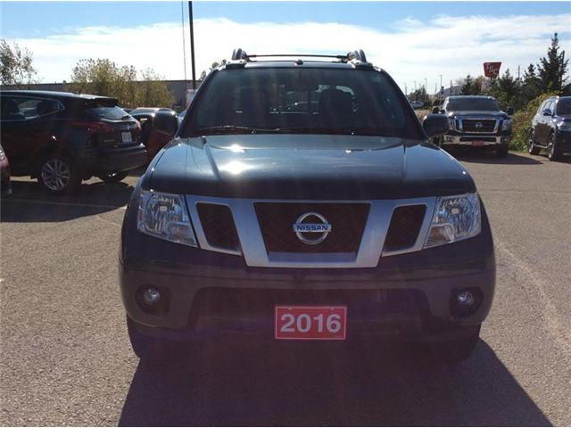 2016 Nissan Frontier PRO-4X (Stk: 18-359A) in Smiths Falls - Image 2 of 12