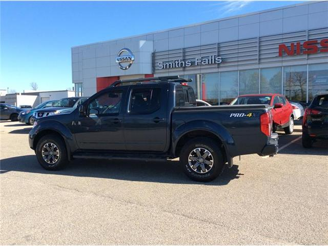 2016 Nissan Frontier PRO-4X (Stk: 18-359A) in Smiths Falls - Image 3 of 12