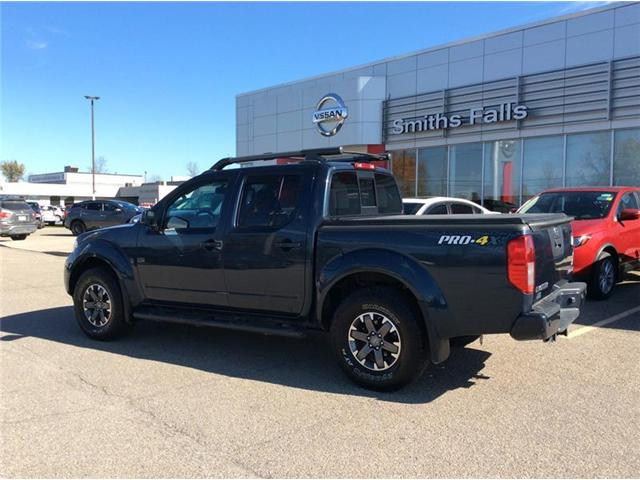 2016 Nissan Frontier PRO-4X (Stk: 18-359A) in Smiths Falls - Image 4 of 12