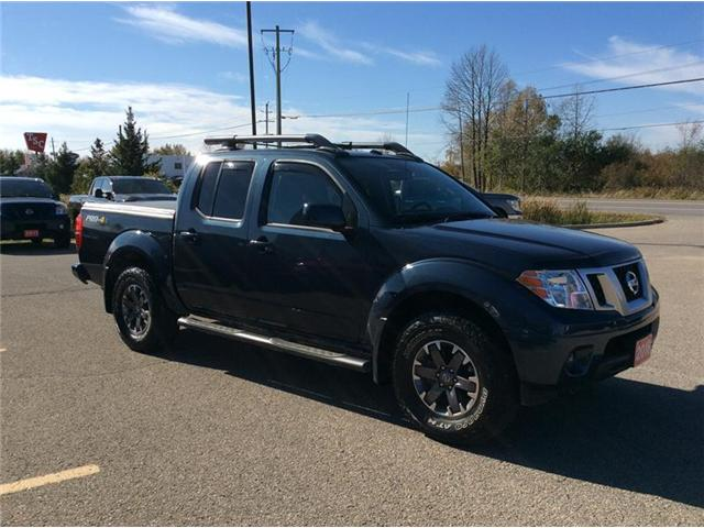 2016 Nissan Frontier PRO-4X (Stk: 18-359A) in Smiths Falls - Image 5 of 12