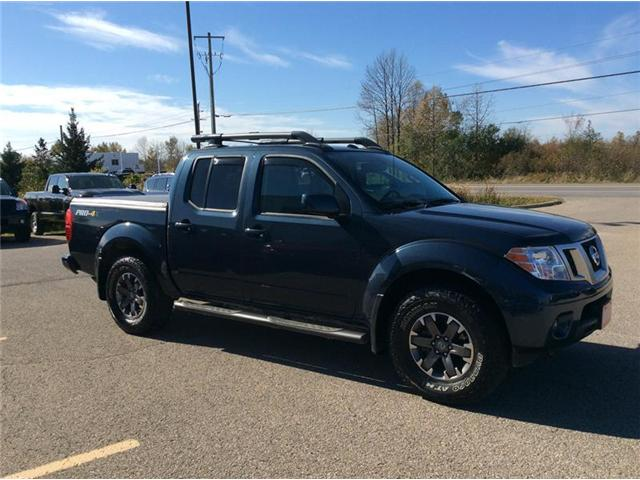 2016 Nissan Frontier PRO-4X (Stk: 18-359A) in Smiths Falls - Image 7 of 12