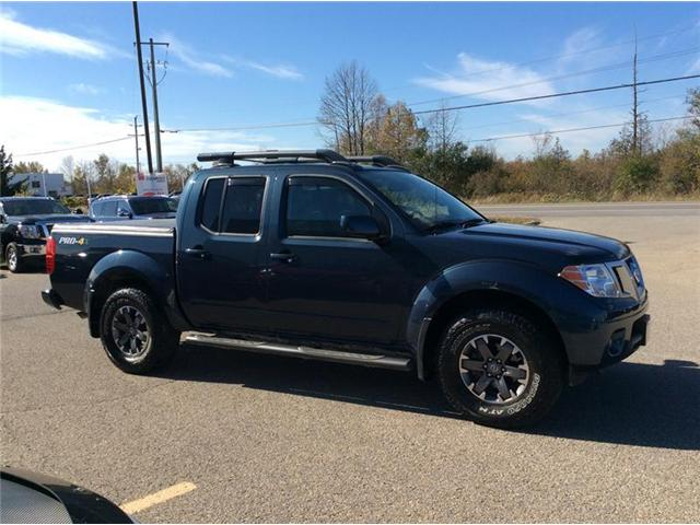 2016 Nissan Frontier PRO-4X (Stk: 18-359A) in Smiths Falls - Image 8 of 12