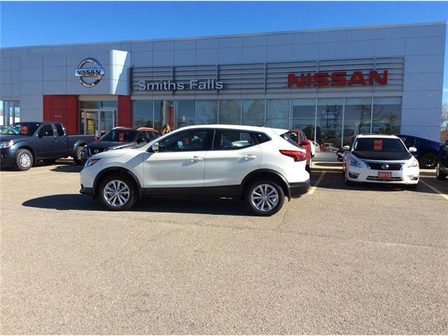 2018 Nissan Qashqai SV (Stk: 18-368) in Smiths Falls - Image 1 of 13