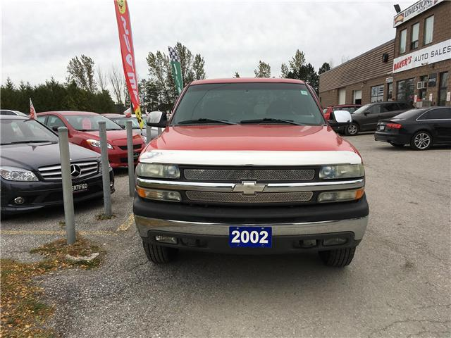 2002 Chevrolet Silverado 1500 LT Ext. Cab Long Bed 4WD (Stk: P3268) in Newmarket - Image 2 of 12