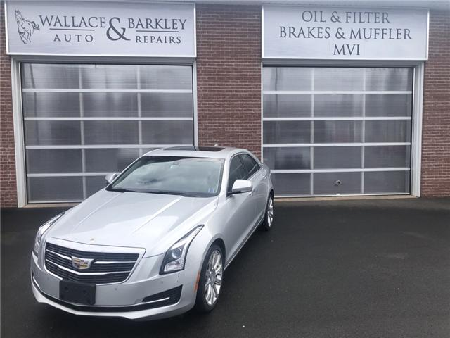 2016 Cadillac ATS 2.0L Turbo Luxury Collection (Stk: 170323) in Truro - Image 1 of 6