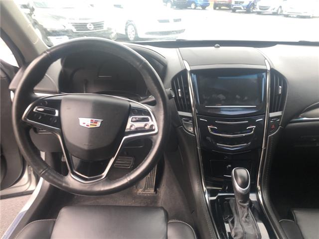 2016 Cadillac ATS 2.0L Turbo Luxury Collection (Stk: 170323) in Truro - Image 6 of 6