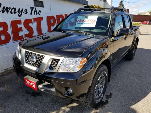 2018 Nissan Frontier PRO-4X (Stk: 18-671) in Oshawa - Image 1 of 17