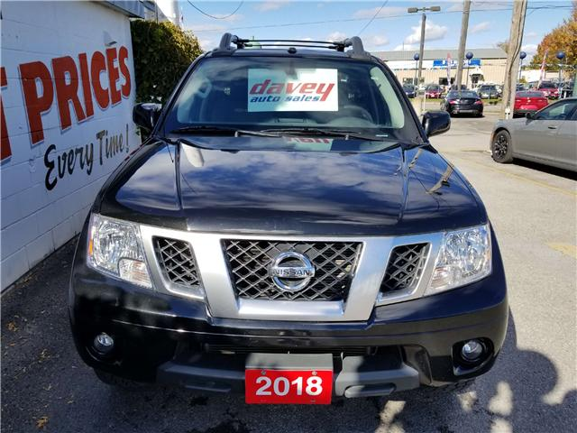 2018 Nissan Frontier PRO-4X (Stk: 18-671) in Oshawa - Image 2 of 17