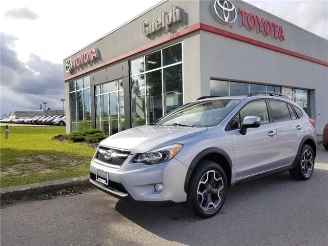2014 Subaru XV Crosstrek Limited Package (Stk: A01582) in Guelph - Image 1 of 30