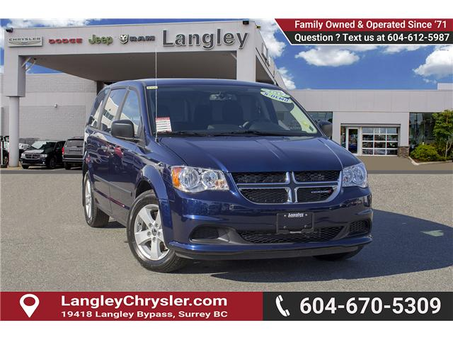 2017 Dodge Grand Caravan CVP/SXT (Stk: H876114NEW) in Surrey - Image 1 of 23