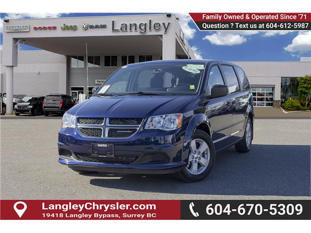 2017 Dodge Grand Caravan CVP/SXT (Stk: H876114NEW) in Surrey - Image 3 of 23