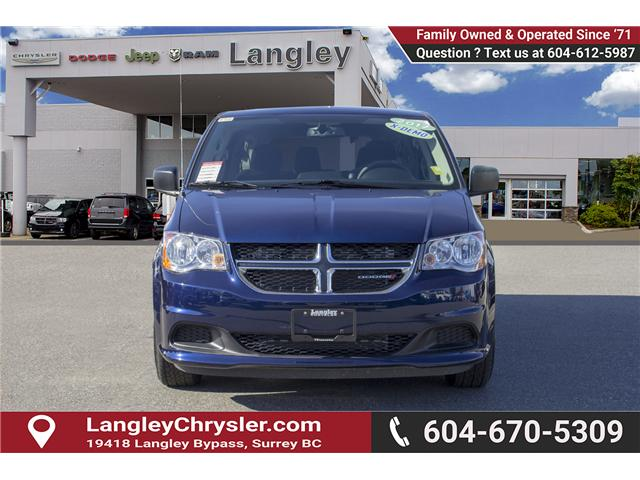 2017 Dodge Grand Caravan CVP/SXT (Stk: H876114NEW) in Surrey - Image 2 of 23
