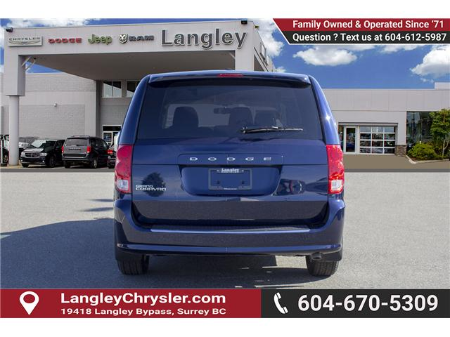 2017 Dodge Grand Caravan CVP/SXT (Stk: H876114NEW) in Surrey - Image 5 of 23
