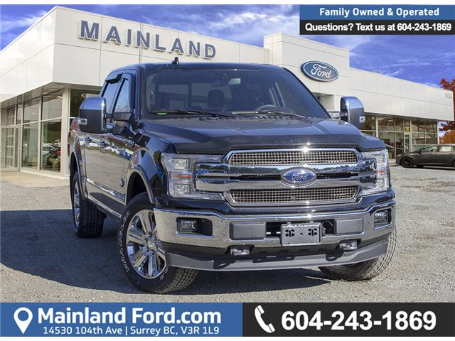 2018 Ford F-150 King Ranch (Stk: 8F19376) in Surrey - Image 1 of 30