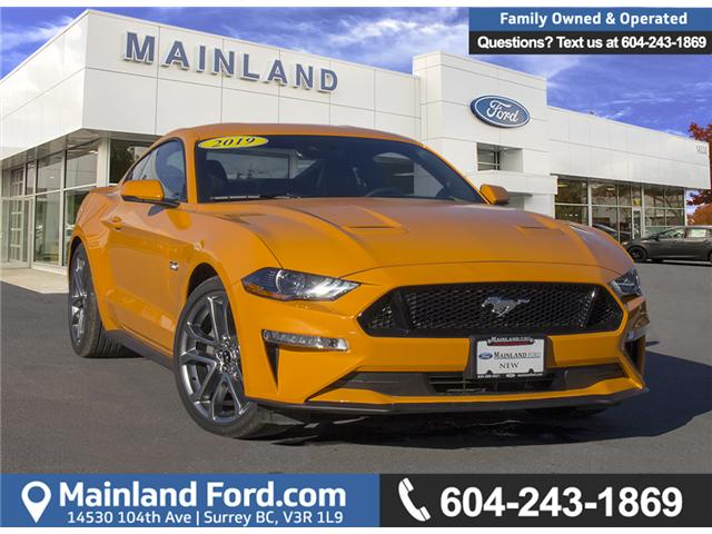 2018 Ford Mustang GT Premium (Stk: 8MU2313) in Surrey - Image 1 of 24