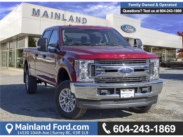 2019 Ford F-250 XLT (Stk: 9F26617) in Vancouver - Image 1 of 23