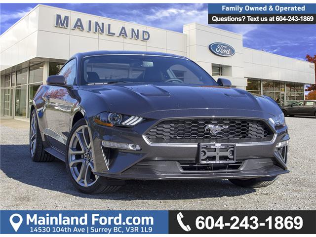 2019 Ford Mustang  (Stk: 9MU3902) in Surrey - Image 1 of 25